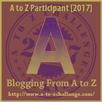 About #AtoZchallenge
