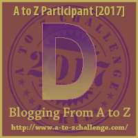 Distribution #AtoZchallenge