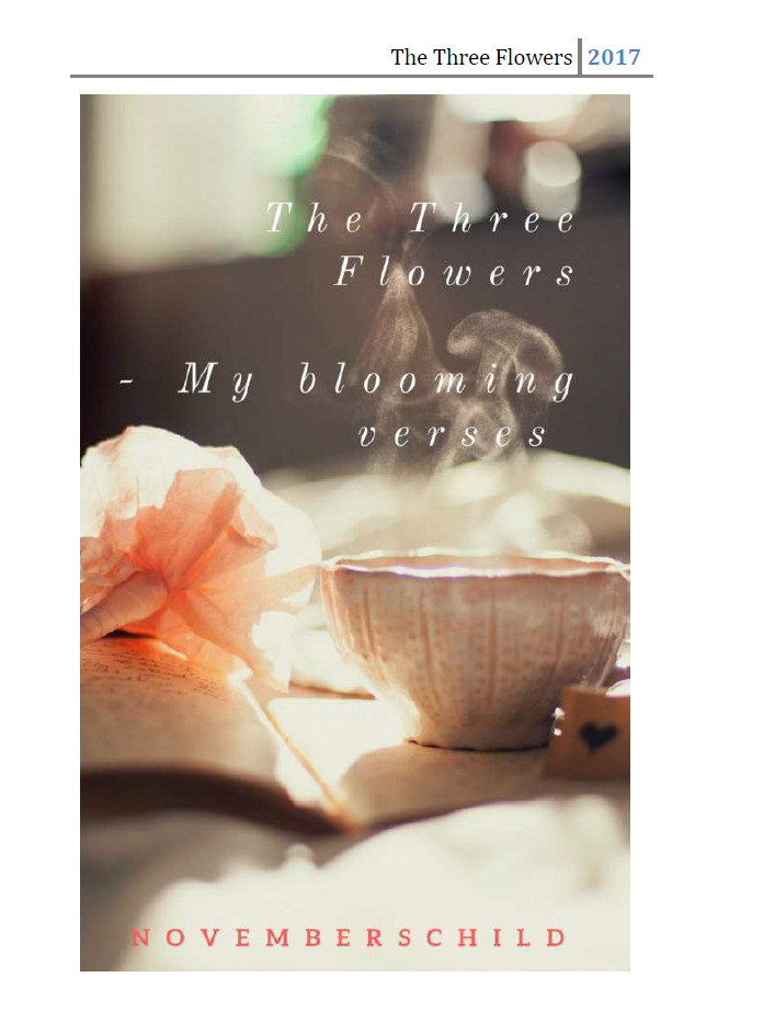 Book Review #TheThreeFlowers